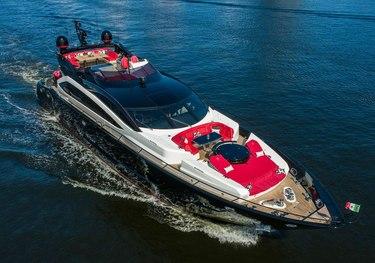 Lea III charter yacht