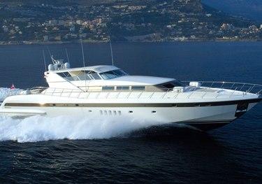 Ellicha charter yacht