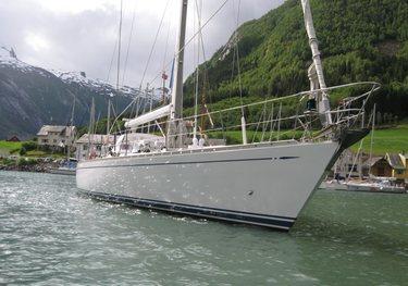 Ichi Ban charter yacht