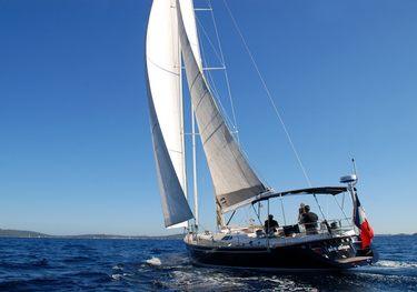 Pixelion charter yacht