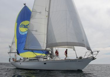Emily Morgan charter yacht