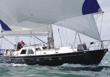 Lion New Zealand charter yacht