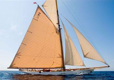 Lulworth charter yacht