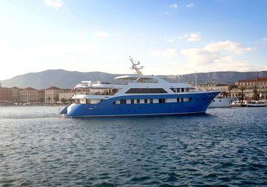 San Antonio charter yacht