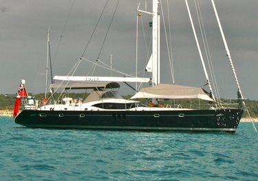 Shamlor charter yacht