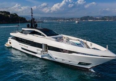 MA charter yacht