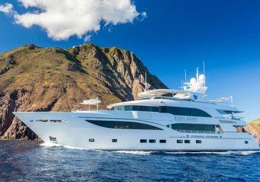 Donna Santa Due charter yacht