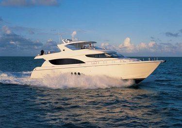 Knot Tide II charter yacht