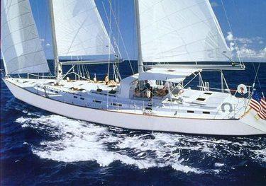 Eliza charter yacht