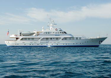 Lalibela charter yacht