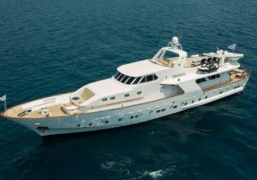 Oceane II charter yacht