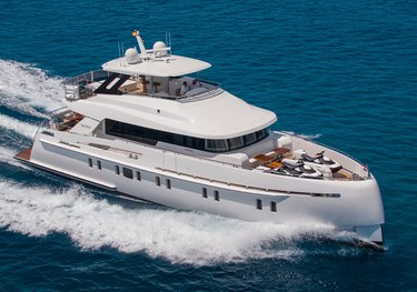 Sea Story charter yacht