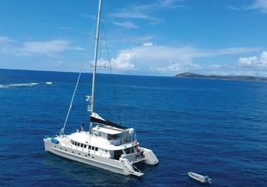 Matau charter yacht