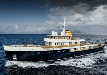 Blue II charter yacht