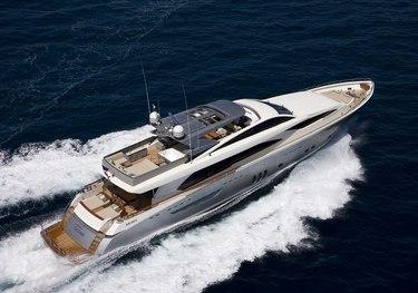 Apmonia charter yacht