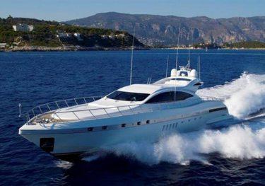 L Esperance charter yacht