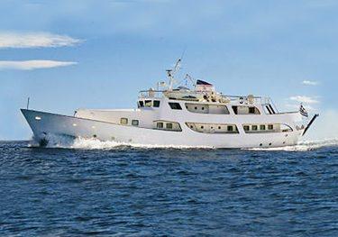 Eliki charter yacht
