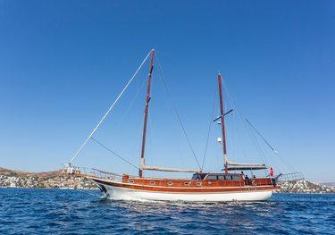 Dragut charter yacht
