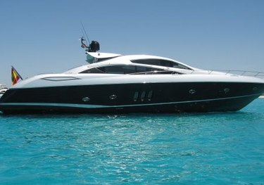 Ascension charter yacht