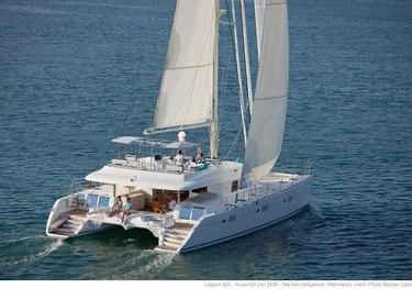 London Sky charter yacht