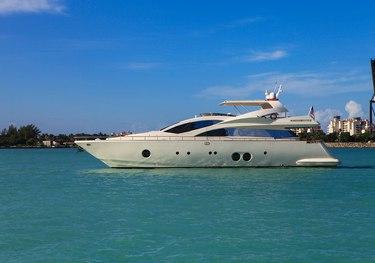 Bluocean charter yacht