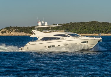 Spirit Of The Sea charter yacht