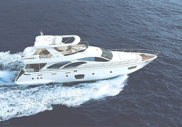 Don't Ask charter yacht