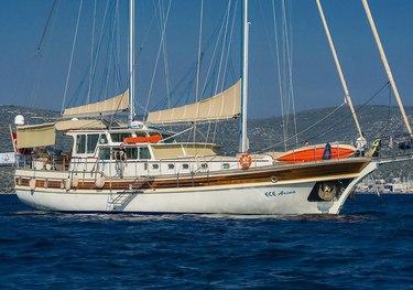 Ece Arina charter yacht