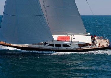 Silencio charter yacht