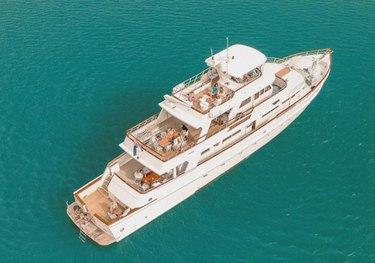 Sea Breeze III charter yacht