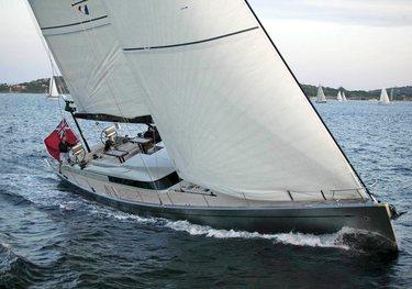 Silandra V charter yacht