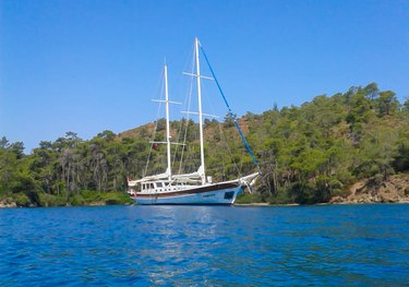 Fatma Kristina charter yacht