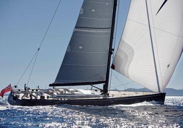 Shamanna charter yacht