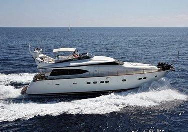 Yakos charter yacht