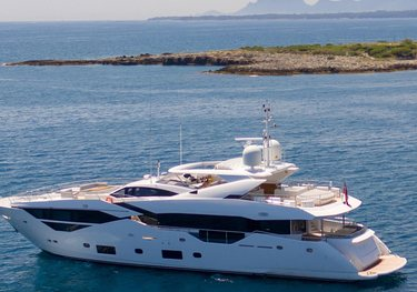Fratelli charter yacht