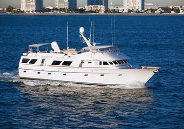 Georgiana charter yacht