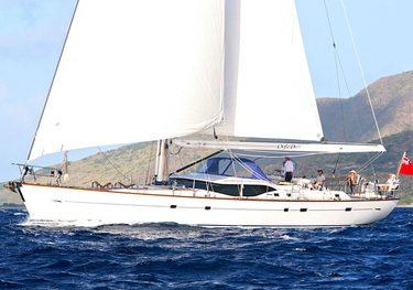 Eloa charter yacht