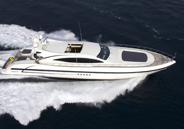 Gagagris charter yacht