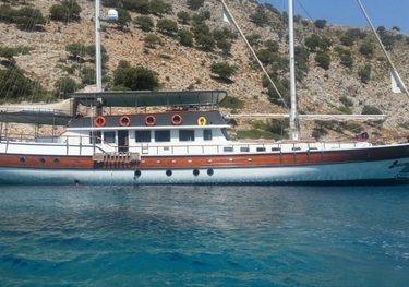 Oguz Bey charter yacht