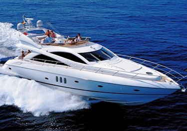 Defiance charter yacht