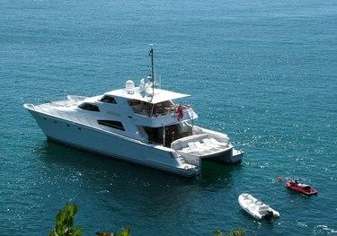 Llewelyn charter yacht