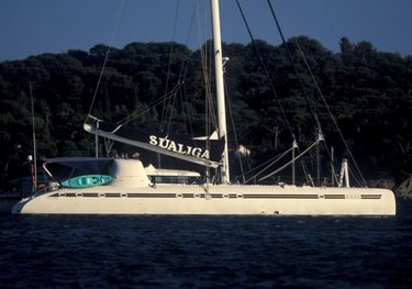 Etoile Magique charter yacht