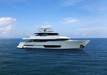 I C charter yacht