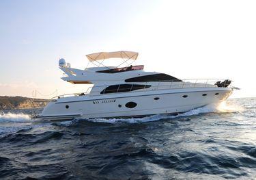 Bozyaka charter yacht