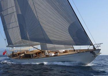 Eugenia VII charter yacht