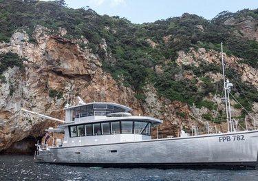 Grey Wolf II charter yacht