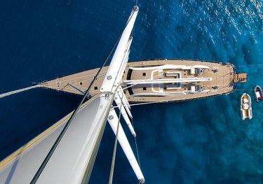 Lionheart charter yacht