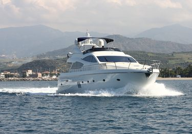 Gaby charter yacht