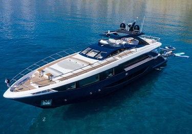 Arsana charter yacht