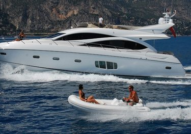 Truce charter yacht